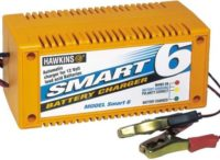 Smart 6 universal 12 volt 3.2 amp battery charger
