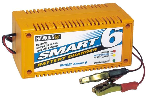 Hawkins Motor Sales >> Smart6 | Hawkins Battery Charger Products